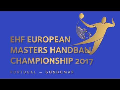Veteranos Balonmano de Sevilla vs Puerto Sagunto EHF European Masters Handball Champions 2017