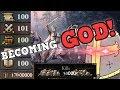Becoming AN IMMORTAL PAGAN GOD In Crusader Kings 2 - 100 stat man returns!