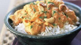 Butter Chicken - Recipe