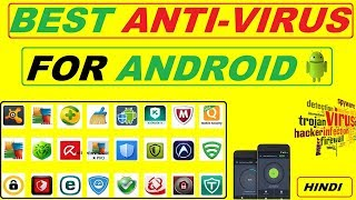 Best antivirus for android 2018 | Best antivirus for android in Hindi