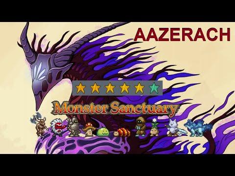 Monster Sanctuary - 6 Star Aazerach |