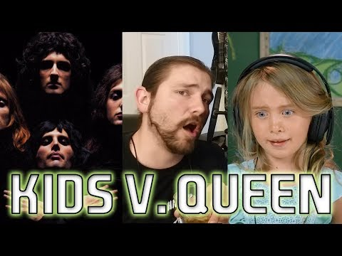 KIDS ACTUALLY KNOW QUEEN?!?!?! | Mike The Music Snob