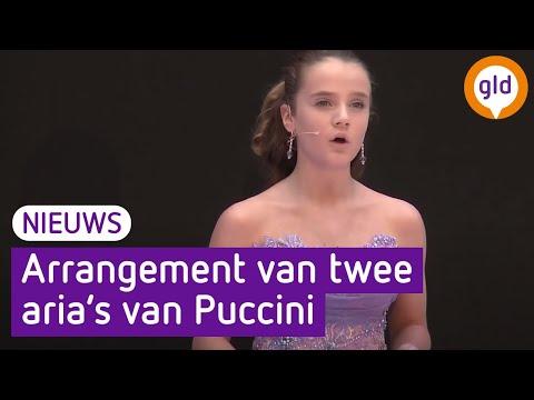 Amira zingt bij opening provinciehuis Gelderland: O Mio Babbino Caro & Nessun Dorma