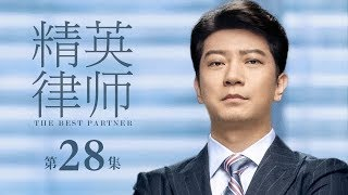 精英律師-28-the-best-partner-28-靳東-藍盈瑩-孫淳等主演