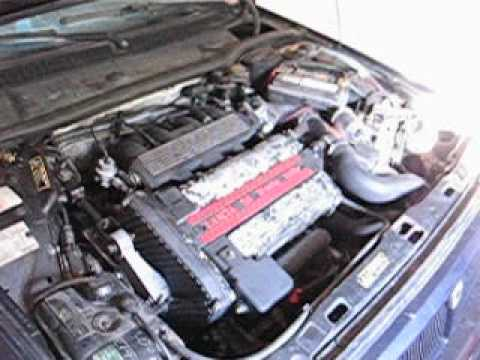 lancia thema 2,0 16v turbo - youtube