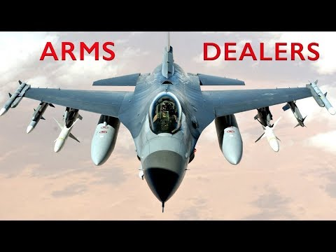 TOP 10 Largest WEAPONS SELLING Countries
