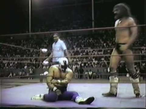 WWC: Bruiser Brody vs. Invader #1 (in Trinidad)