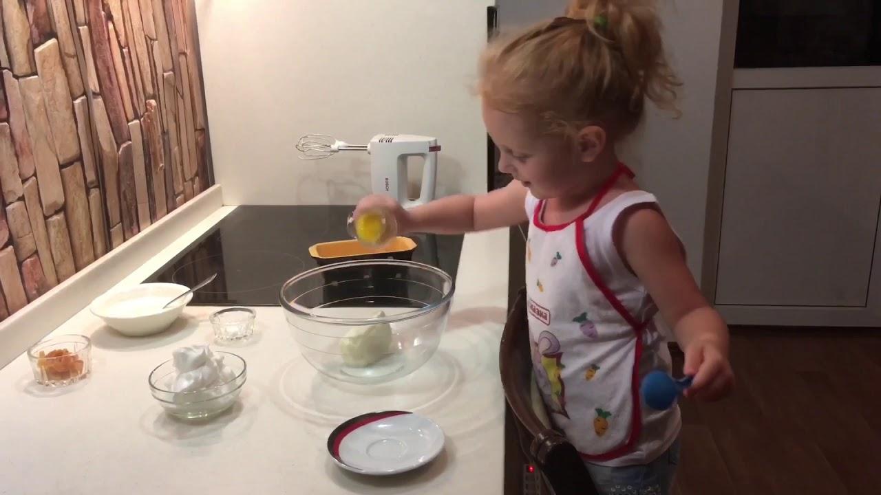 ПП творожная запеканка! Без муки! Без манки! Вкусно и полезно! Готовим вместе с детьми!