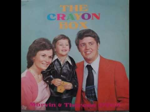 The Crayon Box by Marvin & Theresa O'Dell