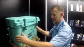 Orca Coolers at ICAST 2017