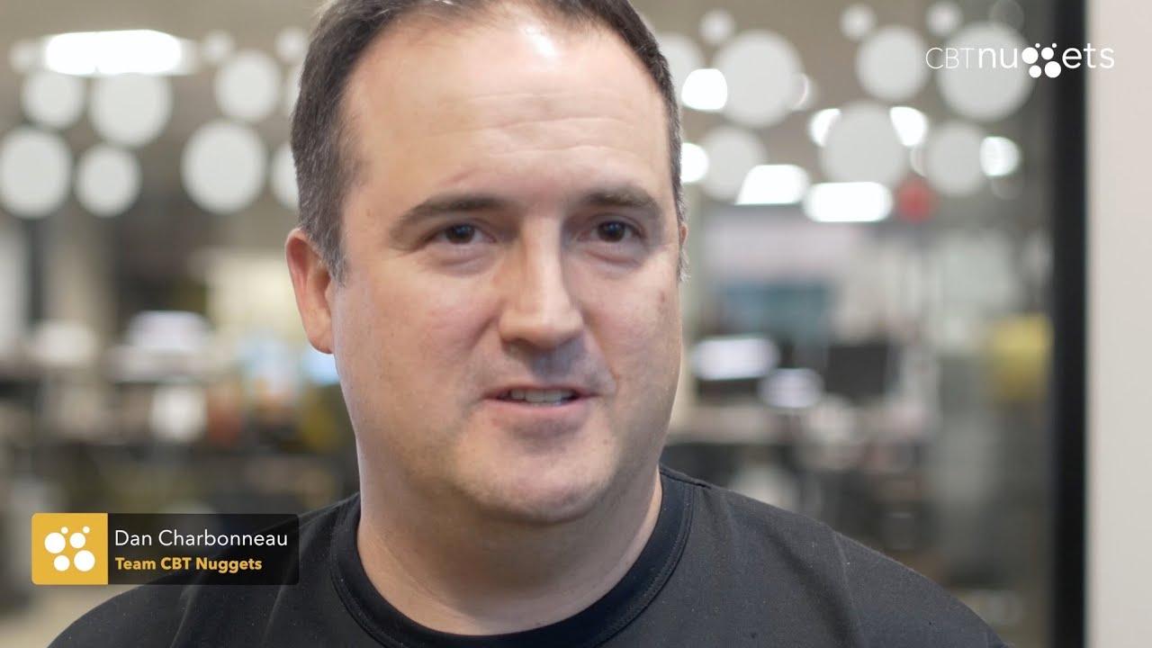 Inside CBT Nuggets: Dan Charbonneau