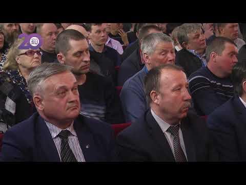 Глава региона Вадим Шумков встретился с жителями Шадринского района
