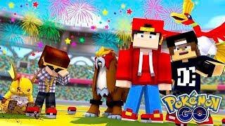 Minecraft Pokemon Go - ROPO & JACK GET REVENGE AGAINST THE RICH KID BULLY!!!