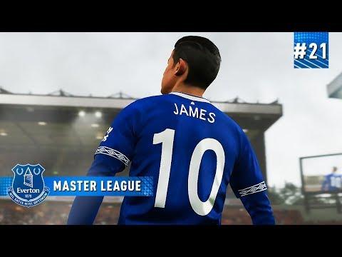 A ESTREIA DE JAMES RODRIGUEZ! - MASTER LEAGUE #21   PES 2019