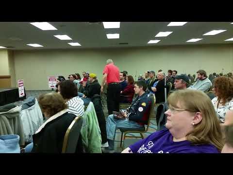 Steel City Con 2017 Harry Goaz and Kimmy Robertson Q&A part 2