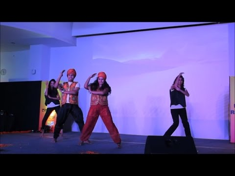 Kannada Mass Songs - Chakravyuha Movie Song Dance Performance