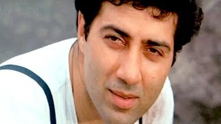 Sunny Deol, Pran, Shakti Kapoor, Paap Ki Duniya - Scene 1/16