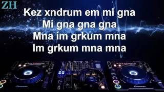 Mi gnaa (Remix)-lyrics