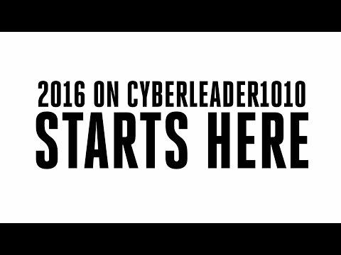CYBERLEADER1010 IS BACK!