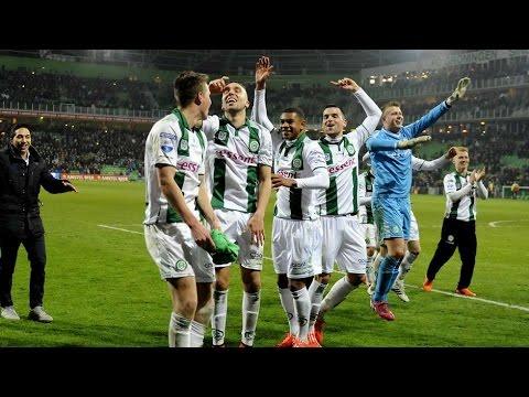 Sfeerbeelden Pec Zwolle vs FC Groningen KNVB Bekerfinale 3 ...