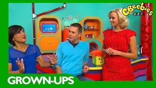 The First Day of CBeebies - Hacker's 30th Birthday Bash