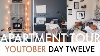 Fall Apartment Tour | 2018