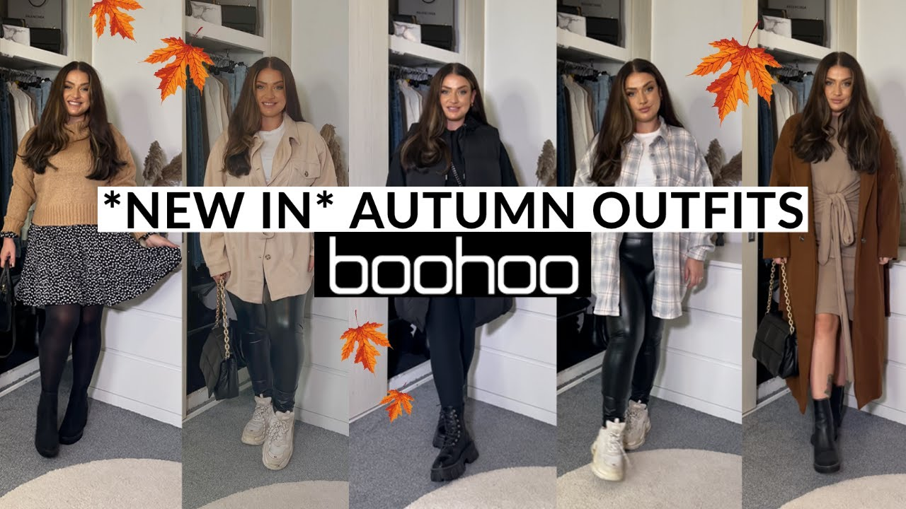 Download ✨*NEW IN * BOOHOO AUTUMN TRY ON HAUL 🍁DISCOUNT CODE