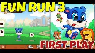 Fun Run 3 - Multiplayer Games [FIRST PLAY] screenshot 2