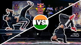 Red Bull BC One Cypher India 2019 | Final B-Boys: Wildchild vs. Tornado