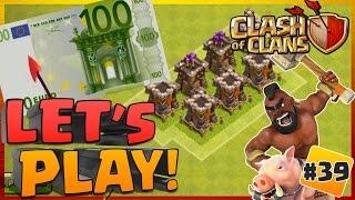 CLASH OF CLANS : 100€ - GEMMIAMO LE TORRI #39