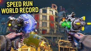 Gorod Krovi Easter Egg Speedrun World Record 4-Player Classic Gobble Gums (35:35)