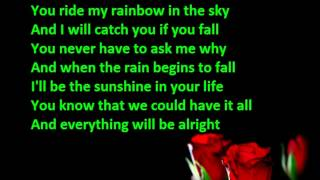 Pappa Bear - When the rain  begins to fall lyrics