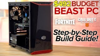 found a gaming pc