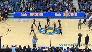 UCLA Dance Team Halftime- Missy Elliot Mix