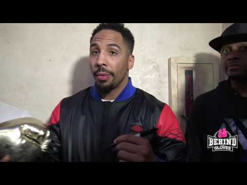 ANDRE WARD REACTS TO MAYWEATHER SAYING KOVALEV WON/ TALKS ABOUT MARRIAGE & GOD
