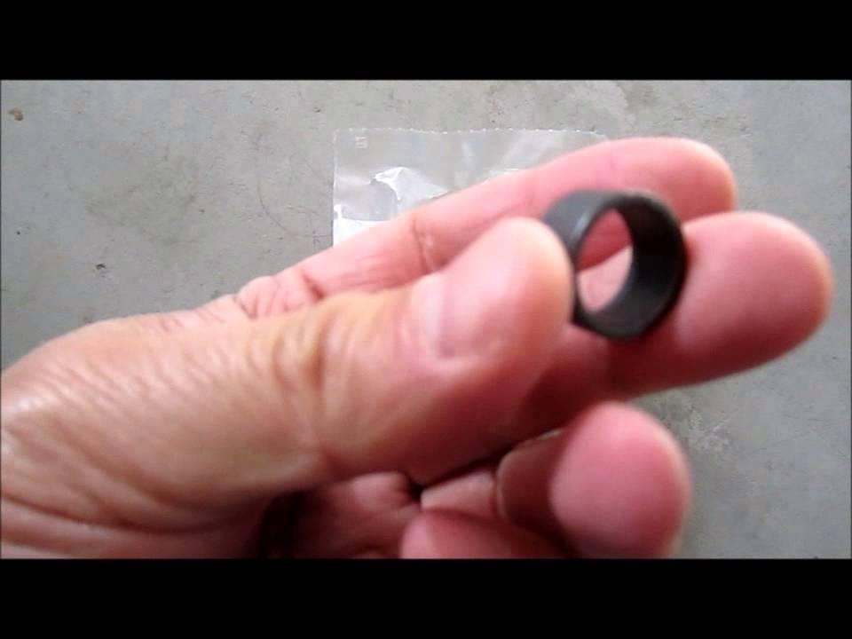 pex plumbing crimp rings youtube. Black Bedroom Furniture Sets. Home Design Ideas