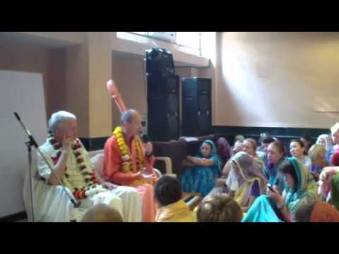 Шримад Бхагаватам 6.3.22 - Чайтанья Чандра Чаран прабху