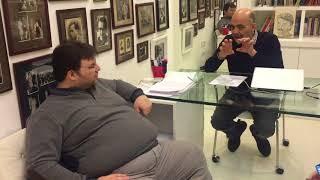 Tüp mide sonrası ilk kontrol. Adil ve Dr. Yerdel / İstanbul Bariatrics