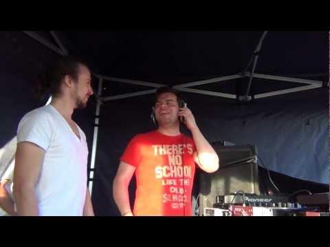 JONAS STEUR B2B GALEN BEHR LIVE DJ SET @ LUMINOSITY BEACH FESTIVAL 2012 - 2/2
