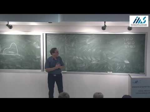Steve Kivelson - Low energy physics of the cuprate high temperature superconductors