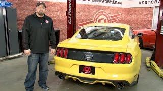 2015-2017 Mustang GT Magnaflow Street Series Cat-Back Exhaust Sound Clips
