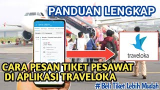 CARA PESAN TIKET PESAWAT DI TRAVELOKA   Cara Beli Tiket Pesawat Di Aplikasi Traveloka screenshot 4