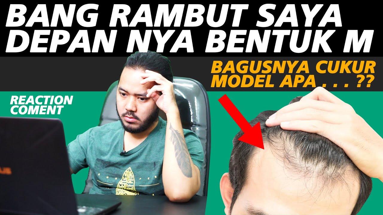 Gaya Rambut Untuk Jidat Lebar Apa Bang? - YouTube