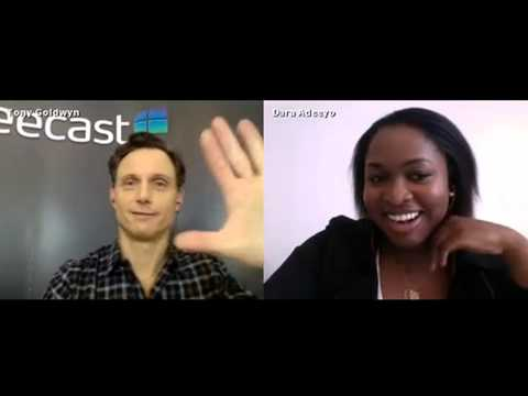 Tony Goldwyn Spreecast may2013 full