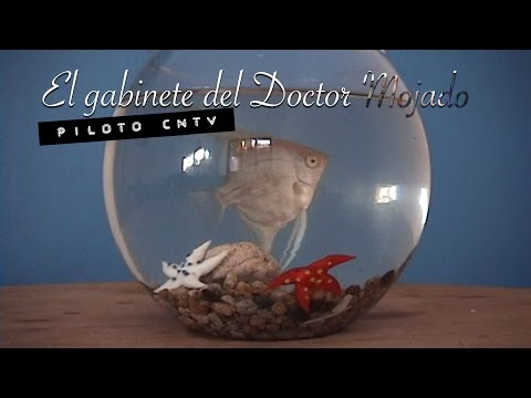 El Gabinete Del Doctor Mojado - Piloto CNTV (2002)