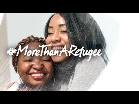 From the Congo to Idaho #MoreThanARefugee