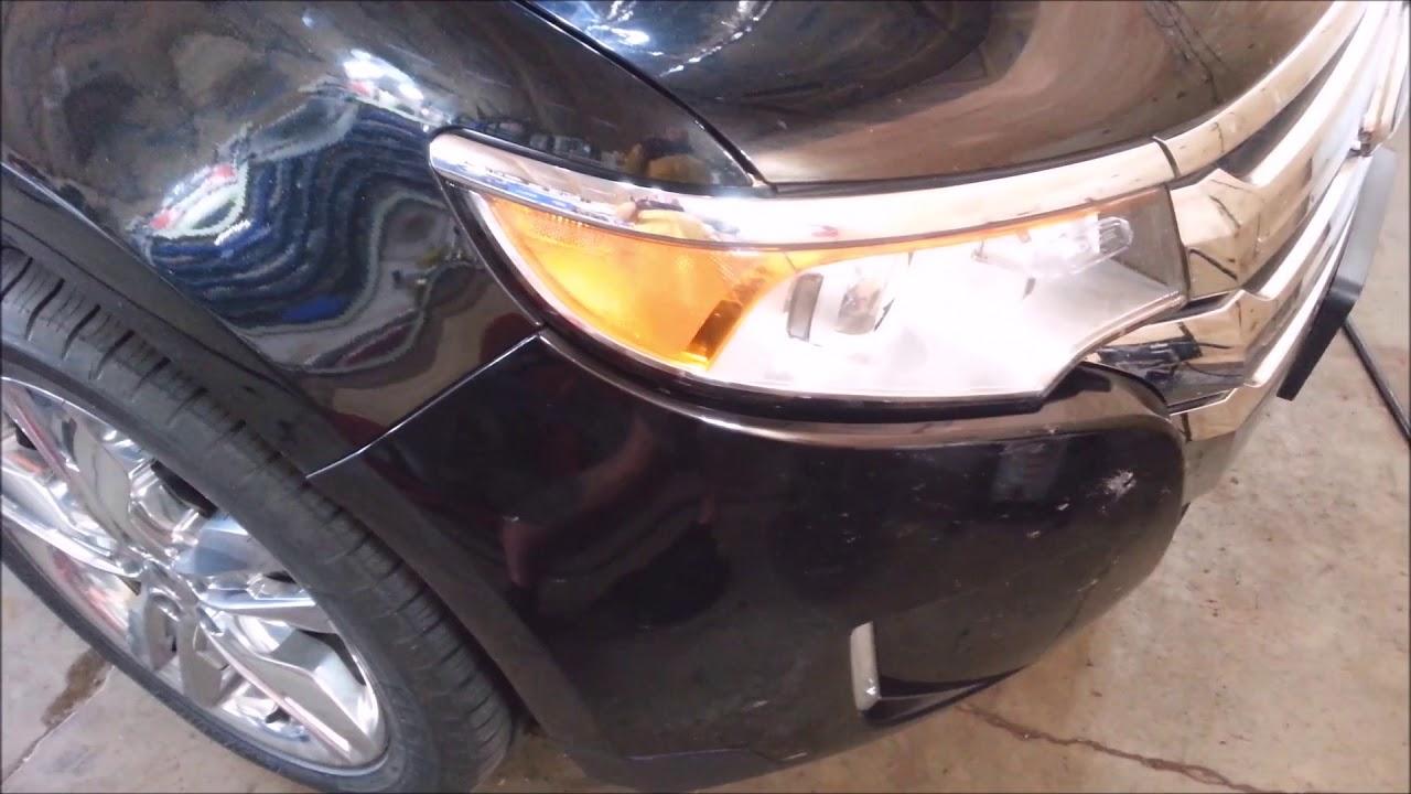 2007 2017 Ford Edge Mkx Low Brake Pedal Fix