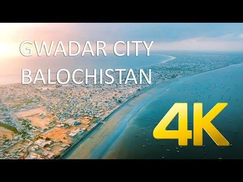 Gwadar City - Balochistan - 4K Ultra HD - Karachi Street View