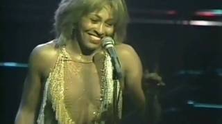 tina turner proud mary live 1982