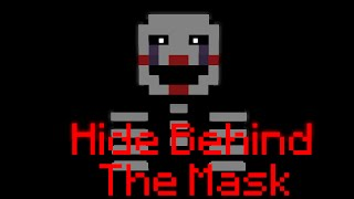 [Minecraft Animation/FNAF2 Song] Hide Behind The Mask